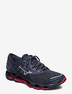 WAVE PROPHECY 9(M) - running shoes - mood indigo/frost gray/lollipop