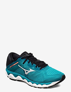 WAVE HORIZON 4 - running shoes - enamle blue