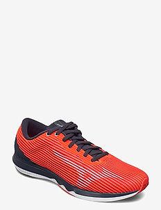 WAVE SHADOW 4 - running shoes - ignitionr/wanblue/indiai
