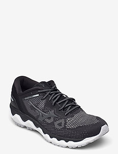 WAVE HORIZON 5(M) - running shoes - black/castlerock/white
