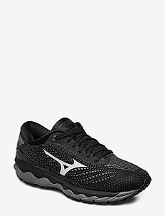 WAVE SKY 3 W - running shoes - black