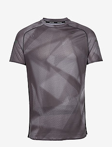 Aero Graphic Tee - sports tops - black