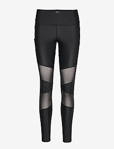 Blocking Mesh Tight W - BLACK