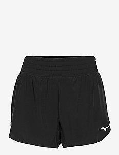 ER 4.5 2in1 Short(W) - træningsshorts - black