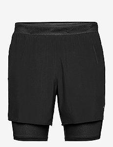ER 5.5 2in1 Short(M) - trainingsshorts - black/black