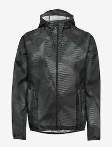 Hoodie Jacket - sports jackets - black