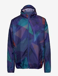 Hoodie Jacket - DAZZLING BLUE
