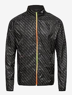 Reflect Wind Jacket - sportsjakker - black