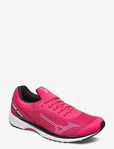 DUEL SONIC W - buty do biegania - azalea