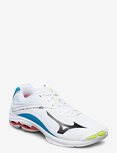 WAVE LIGHTNING Z6 - treningssko - white / black / diva blue