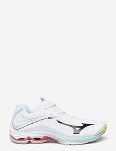 WAVE LIGHTNING Z6(W) - indoor sports shoes - silver captain