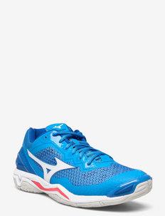 WAVE STEALTH V - indendørs sportssko - french blue