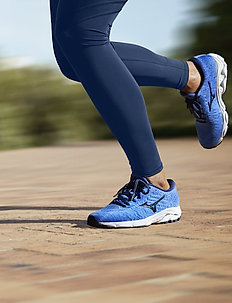 Wave Inspire 16 Waveknit W - running shoes - ultramarine