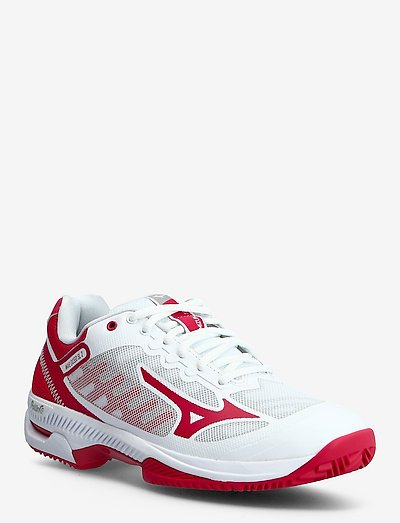 WAVE EXCEED SL 2 CC(W) - racketsports shoes - white