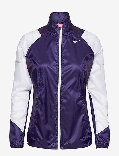 Aero WindTop(W) - training jackets - astral aura