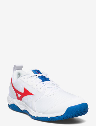 WAVE SUPERSONIC 2(U) - indoor sports shoes - white