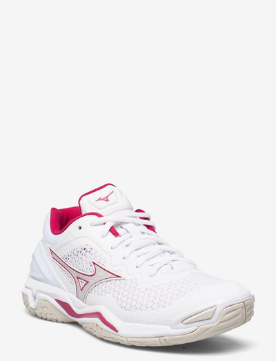 WAVE STEALTH V(W) - indoor sports shoes - white