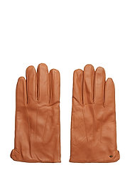 Mjm Glove Joey Leather Dk. Brown