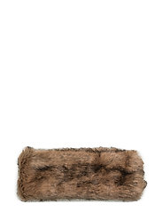 Headband Faux Fur - RACOON NAT.