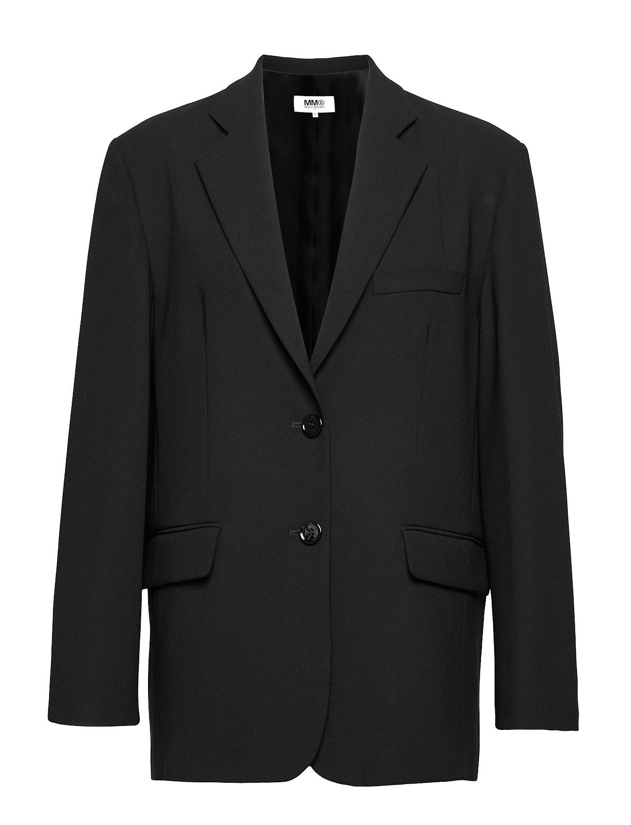 Jacket Blazers Over D Blazers Sort MM6 Maison Margiela