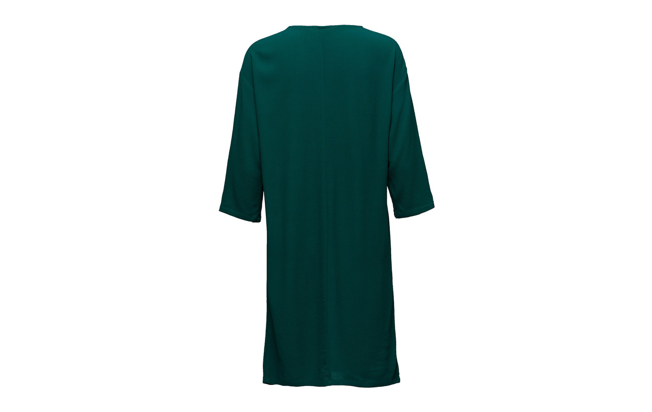 Viscose Équipement Dress Green 100 Sea Modström Geo TwHqpxaYY