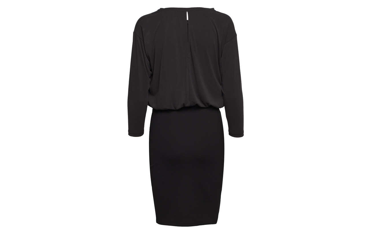 Modström Modale Polyester 23 Jayla Équipement 77 Black Dress wvHwO6