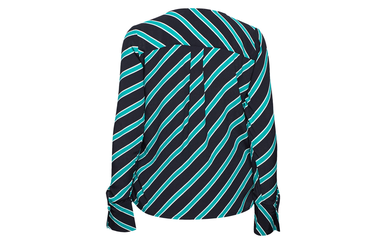 Stripe Modström Print Viscose Équipement Candy Top Monet 100 rwAn1wqIT
