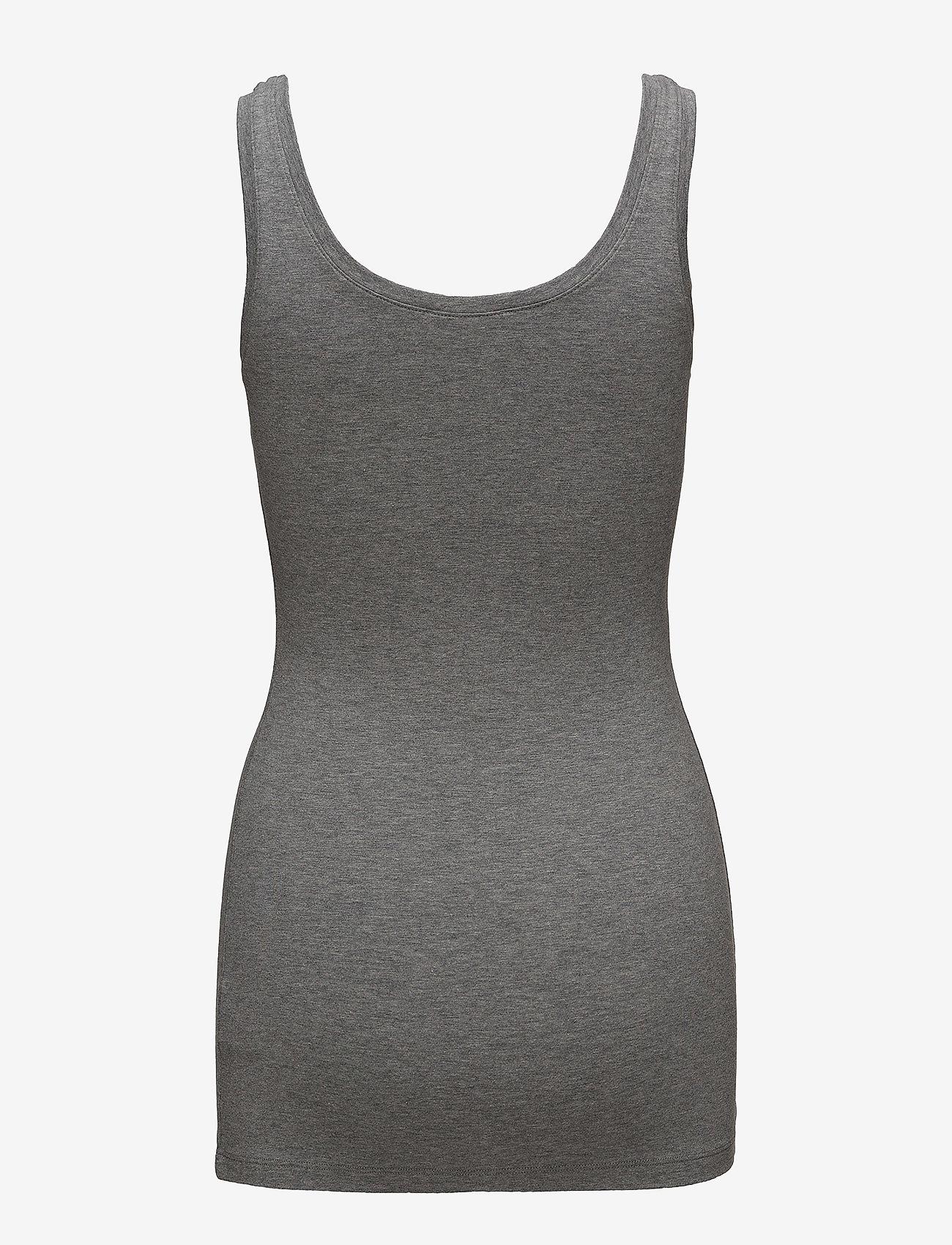 Modström - Tulla - topy bez rękawów - 087 grey melange