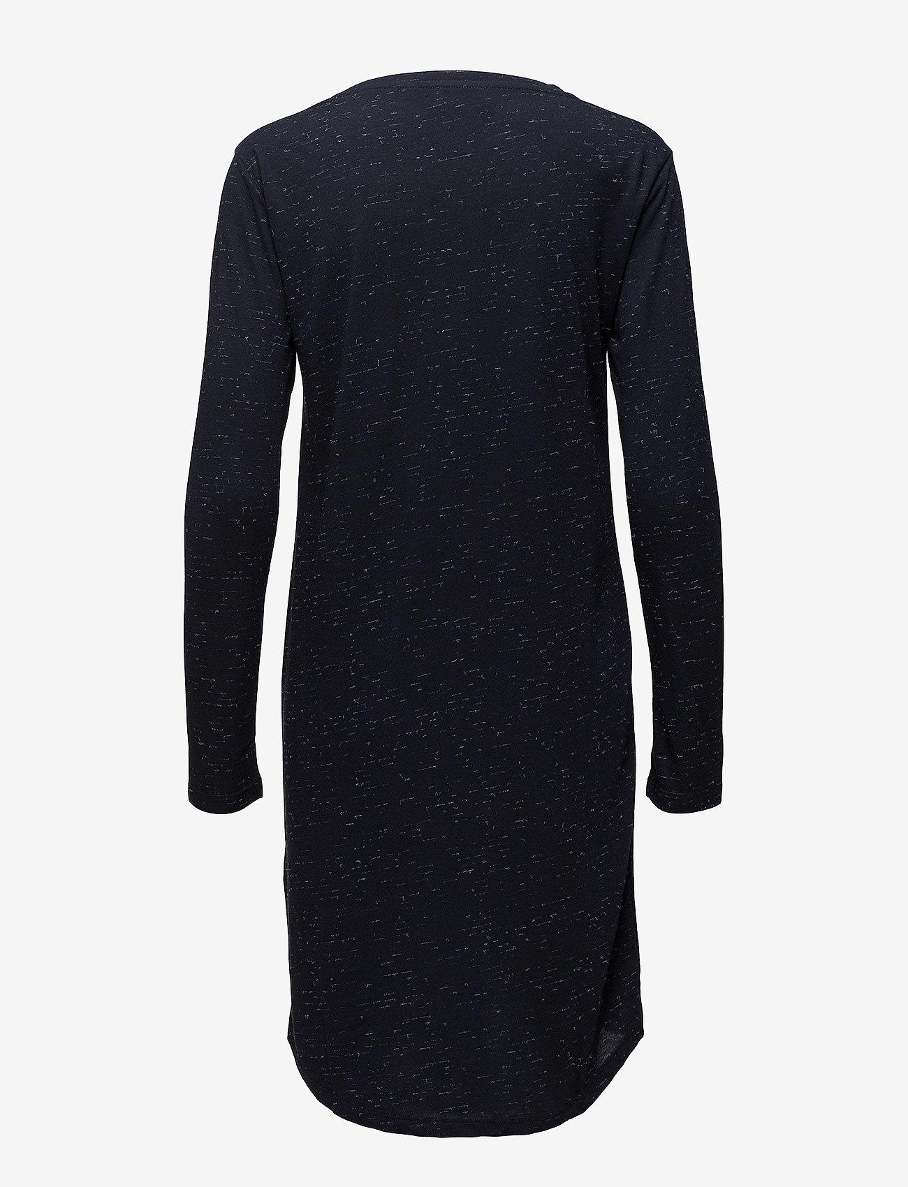 Casta Dress (Navy Sky) - Modström Wr4zru