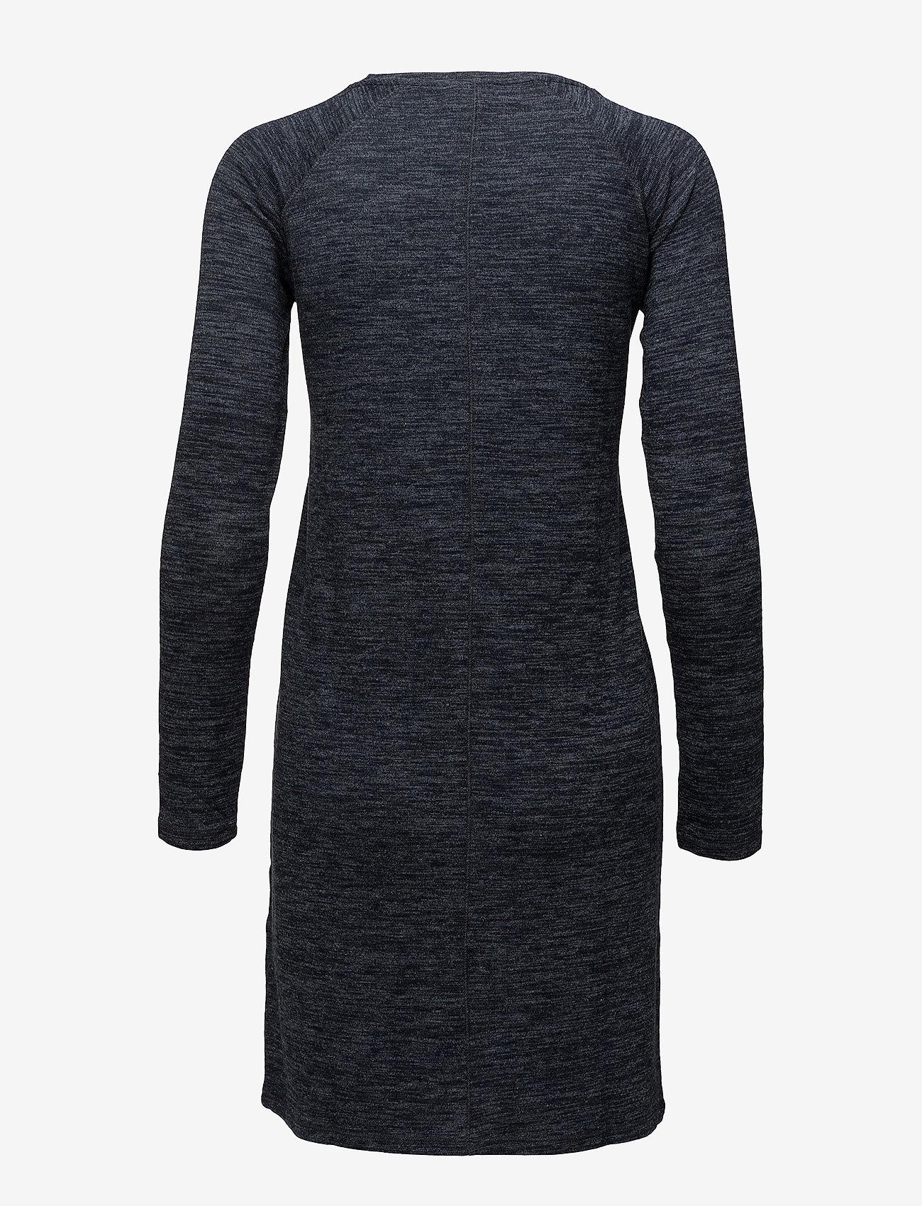 Falak Dress (Navy Sky) - Modström 3CvBWP