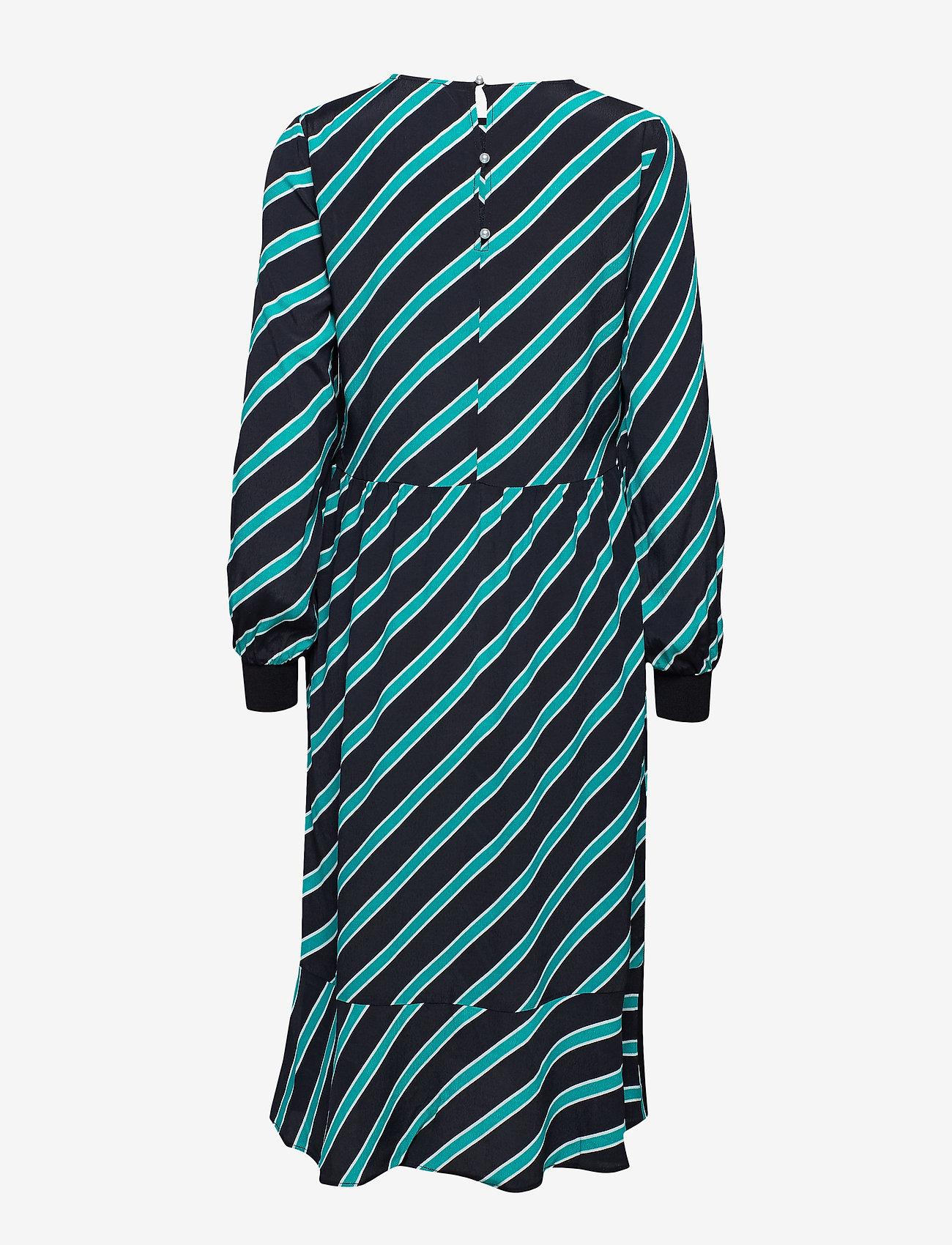 Modström Monet print dress - Sukienki CANDY STRIPE - Kobiety Odzież.