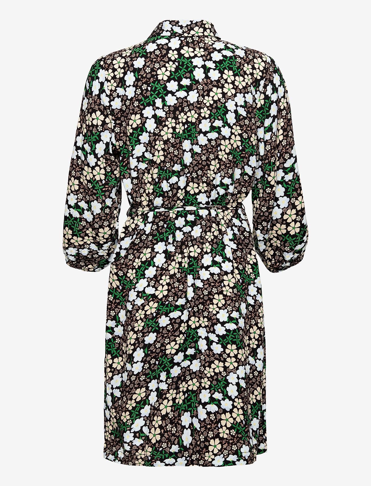 Modström - Harlow print dress - summer dresses - blossom field - 1