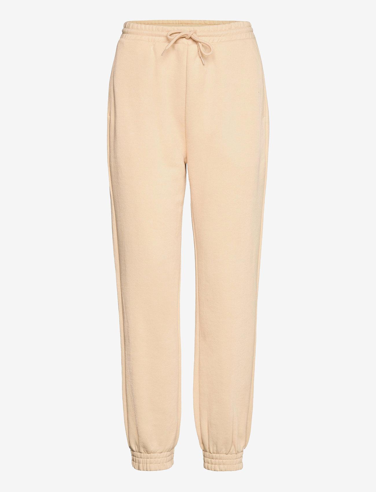 Modström - Holly pants - sweatpants - cream milk - 0