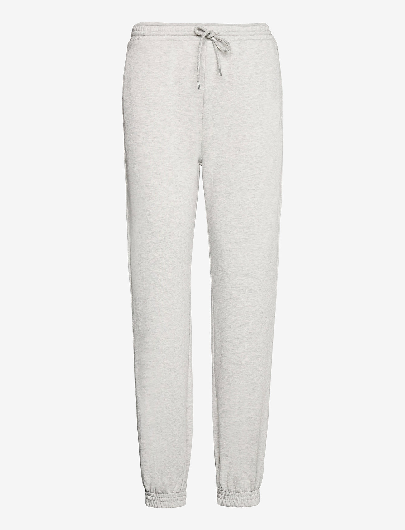 Modström - Holly pants - sweatpants - grey melange - 0