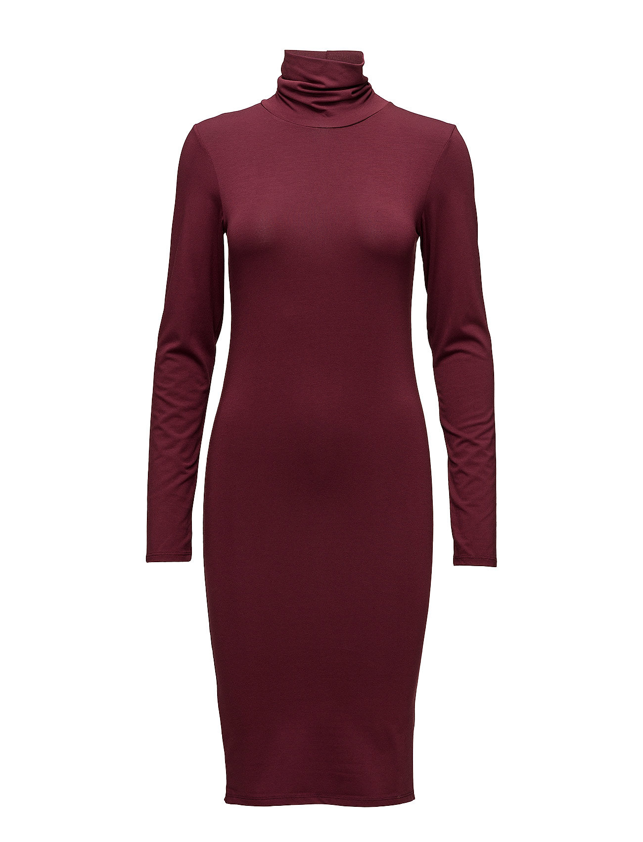 Modström Tanner dress - WINE RED