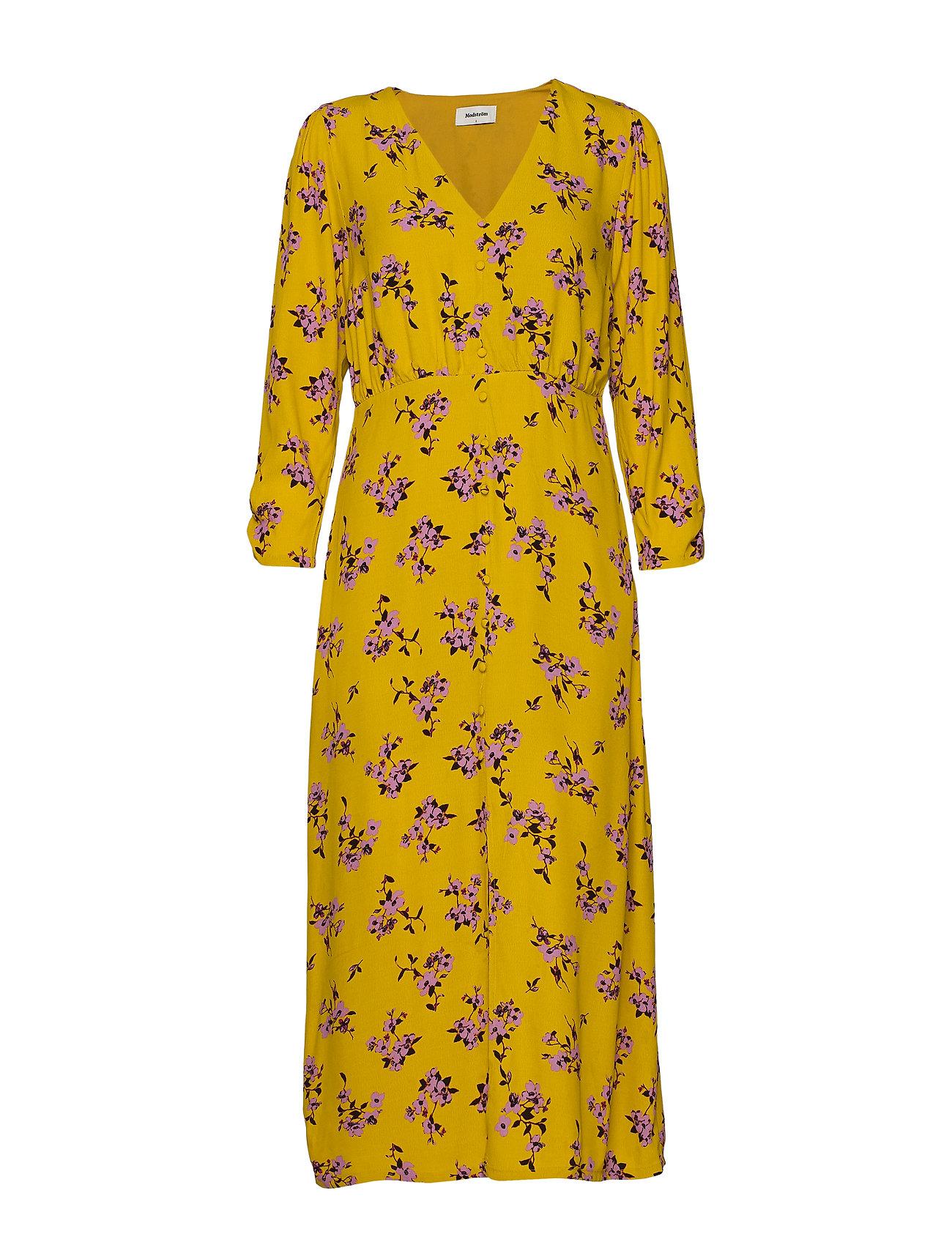 Modström Vanilla print dress - WILD BLOSSOM