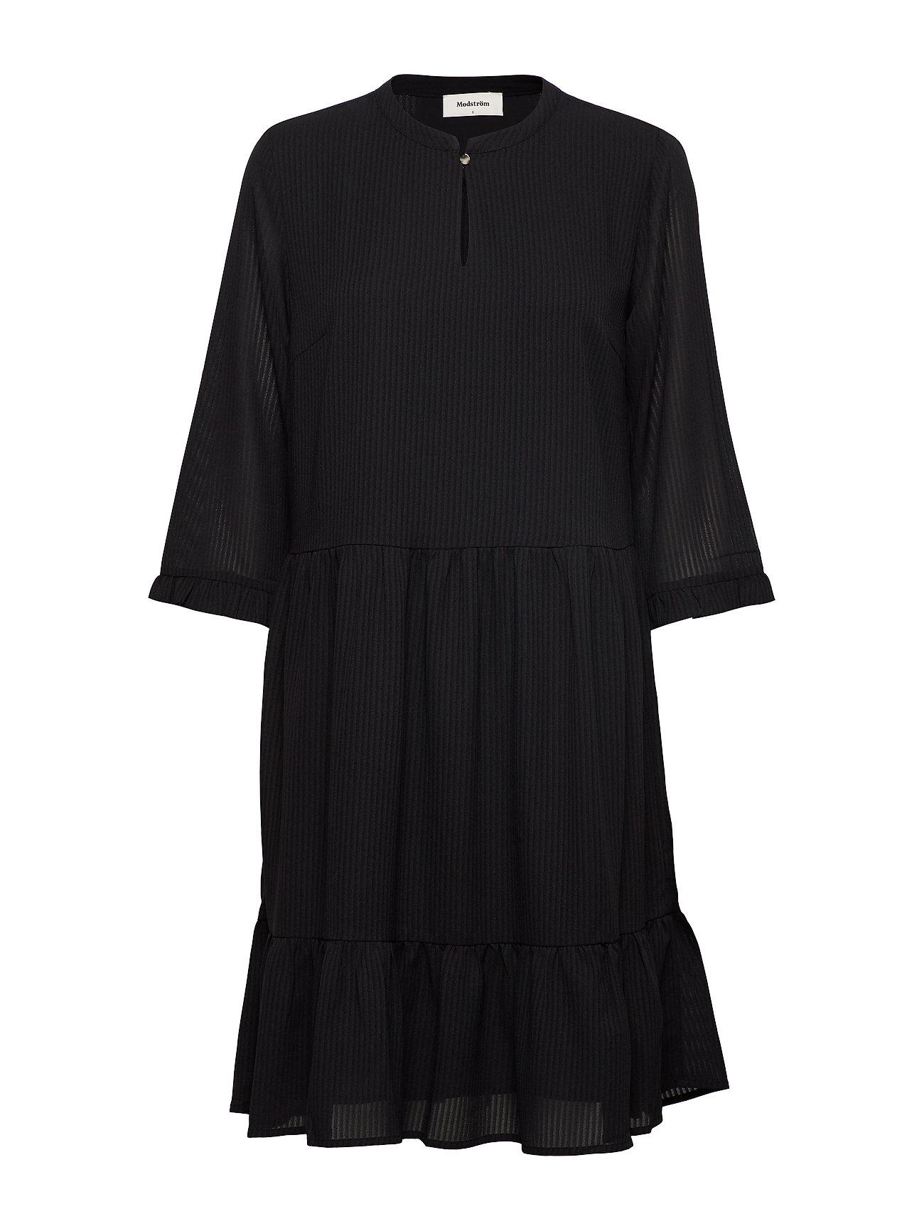 Modström Vulcan dress - BLACK