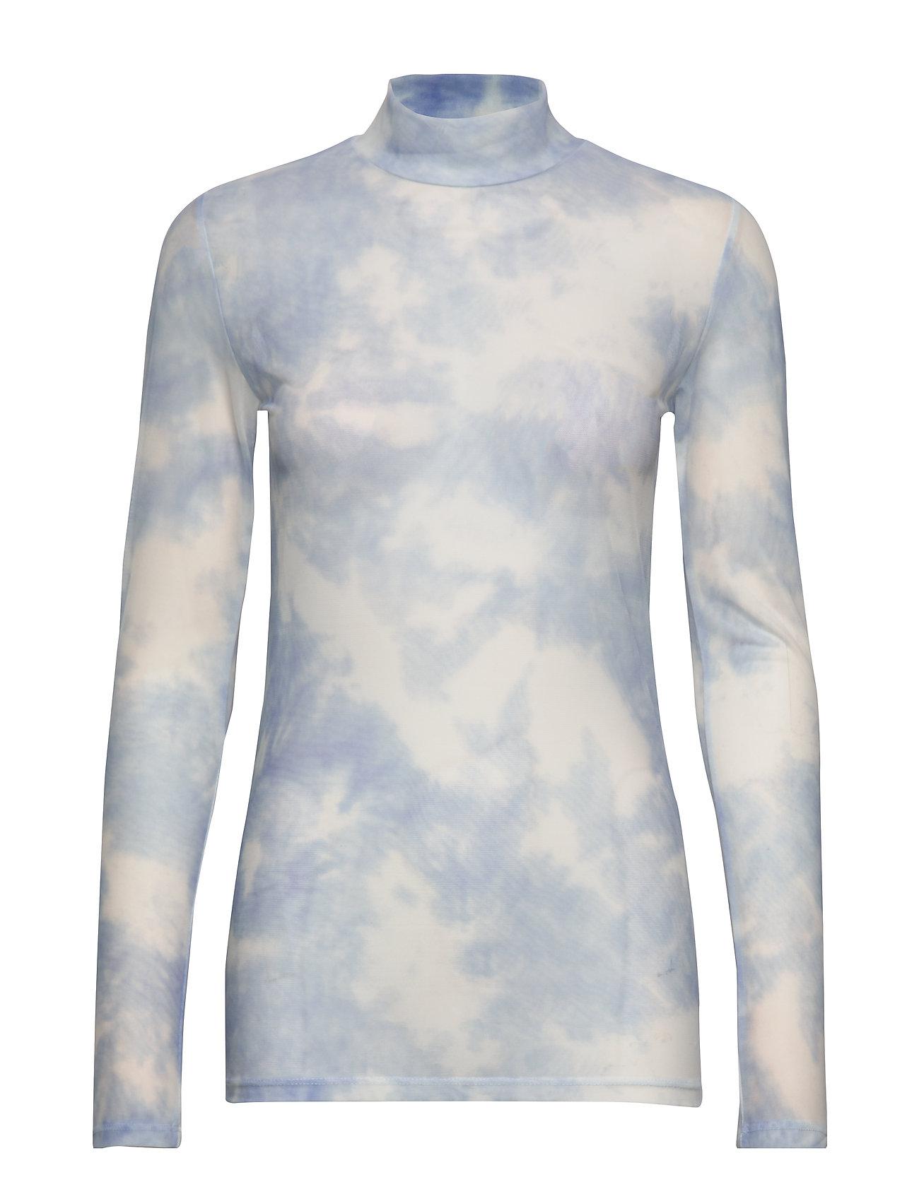 Image of Bay Top Langærmet T-shirt Multi/mønstret Modström (3351890429)