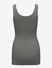 Modström - Tulla - topy bez rękawów - 087 grey melange - 1