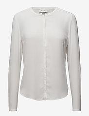 Modström - Cyler shirt - blouses à manches longues - porcelain - 0