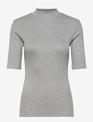 Krown t-shirt - GREY MELANGE