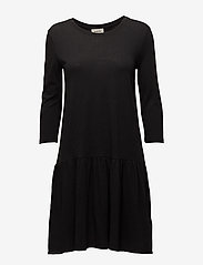Modström - Fatana dress - robes longeur du midi - black - 0