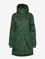 Modström - Heaven coat - parki - empire green - 1