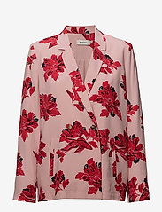 Modström - Jacques print blazer - blazers - oriental flower - 0