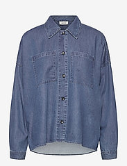 Modström - Fever shirt - jeansblouses - light blue wash - 0