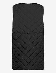 Modström - Hena vest - puffer vests - black - 2