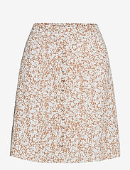Modström - Isa print skirt - korta kjolar - bluebell - 1