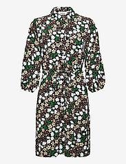 Modström - Harlow print dress - summer dresses - blossom field - 0