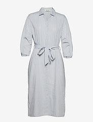 Modström - Jasleen dress - sommerkjoler - blue stripe - 1