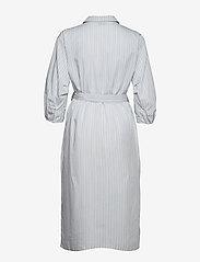 Modström - Jasleen dress - sommerkjoler - blue stripe - 2